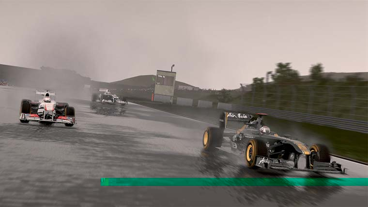 Billede fra F1 2011
