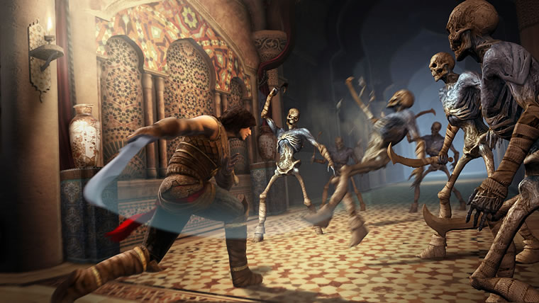 Image from Prince of Persia: TFS
