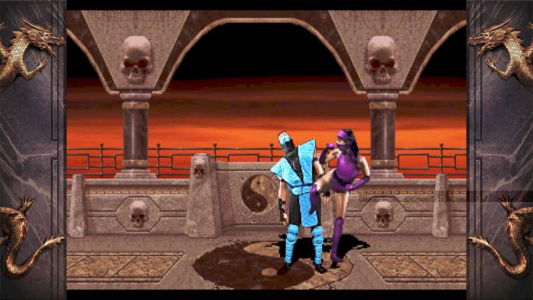 Immagine da Mortal Kombat: Arcade Kollection