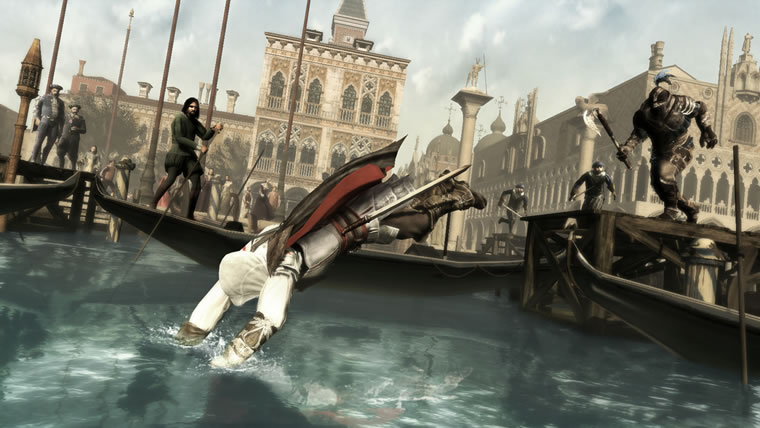 Image from Assassin&#39;s Creed II