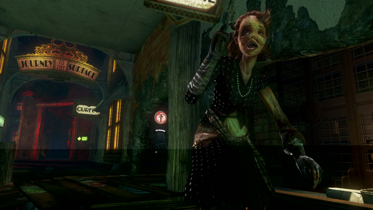 Bild frn BioShock 2