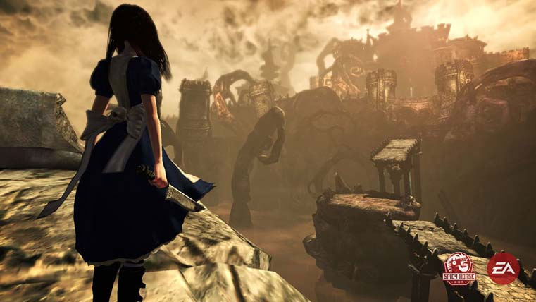 Image from Alice: Madness Returns