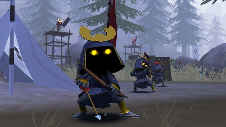 Image from MINI NINJAS