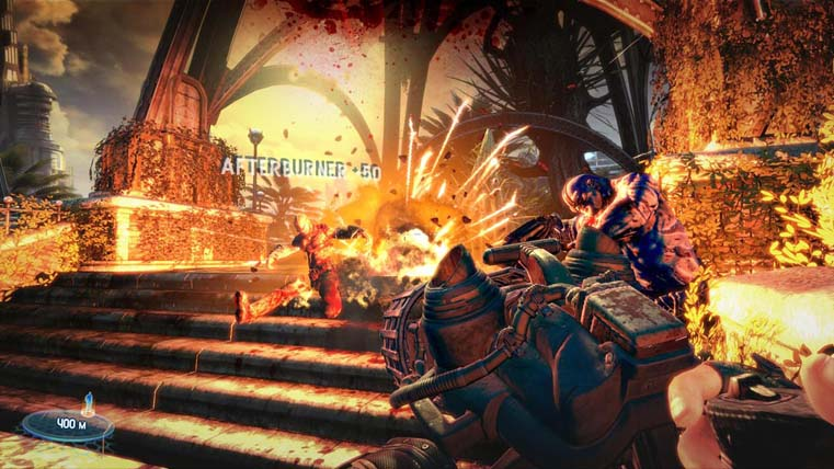 Image from Bulletstorm™