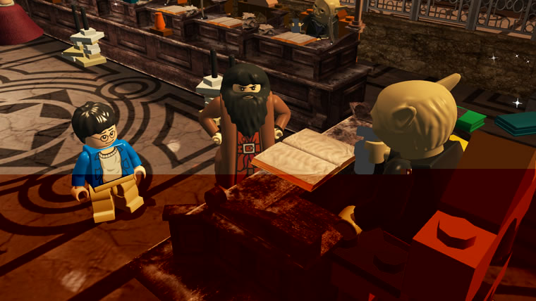 Image from LEGO® Harry Potter™