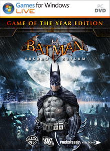 Batman: AA GOTY
