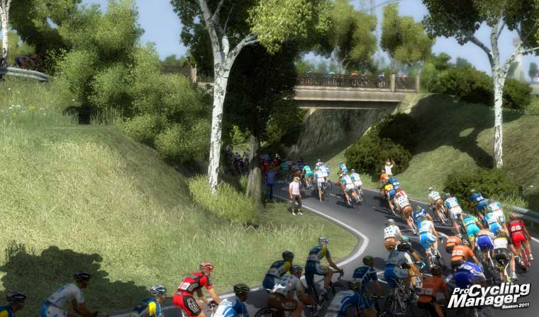 Image from Pro Cycling Manager
