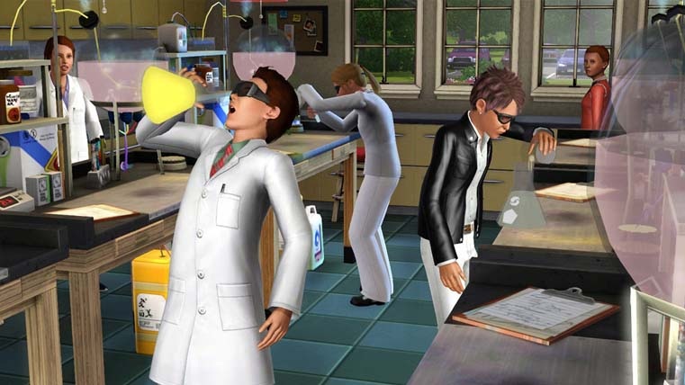 Image from The Sims 3 Generations