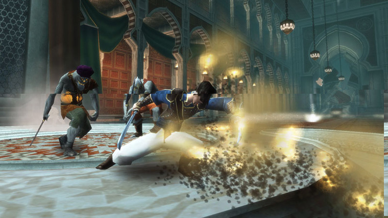 Image from Prince of Persia: SoT