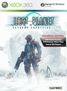 Lost Planet: Colonies Trailer (HD)