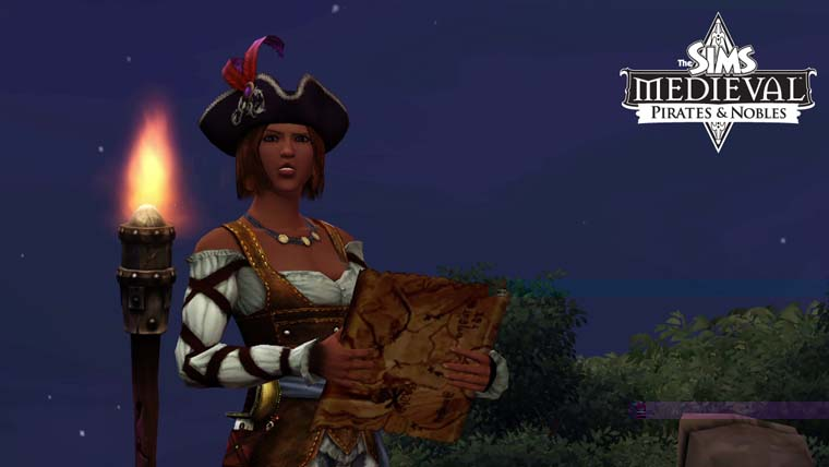 Image from The Sims Medieval Pirates & Nobles
