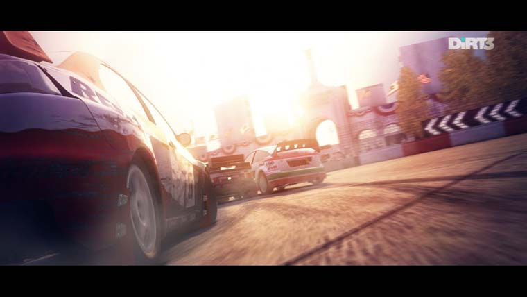 Image from DiRT 3