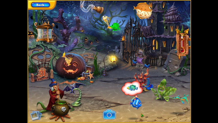 Image de Fishdom: Spooky Splash™