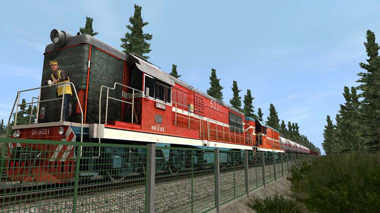 Image from Trainz™ Simulator 12