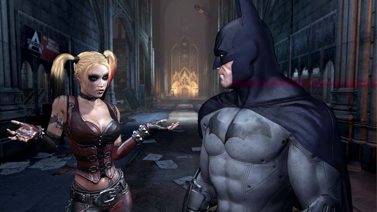 Bild frn Batman Arkham City