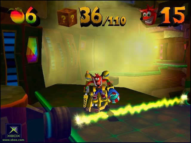 Image de Crash Bandicoot: Wrath of Cortex