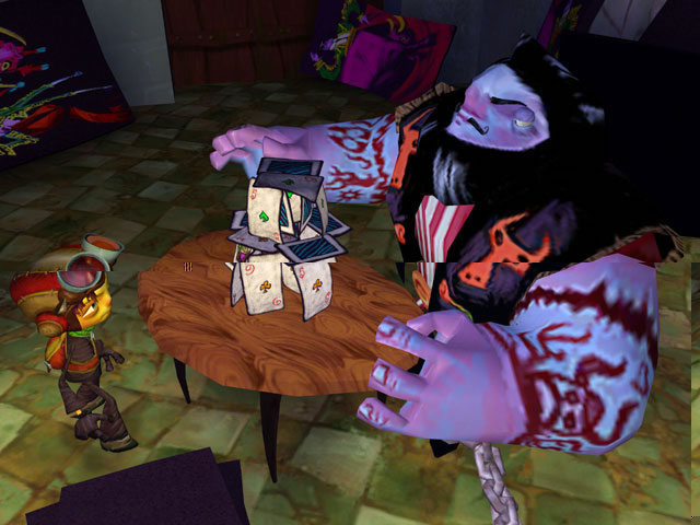 Image from Full Game - Psychonauts