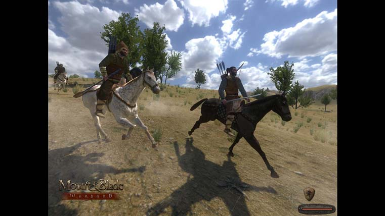 Image from Mount & Blade Warband
