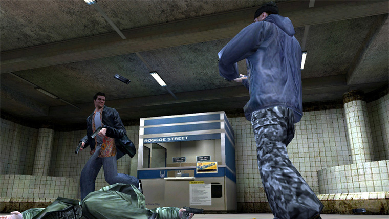 Image from Max Payne ™