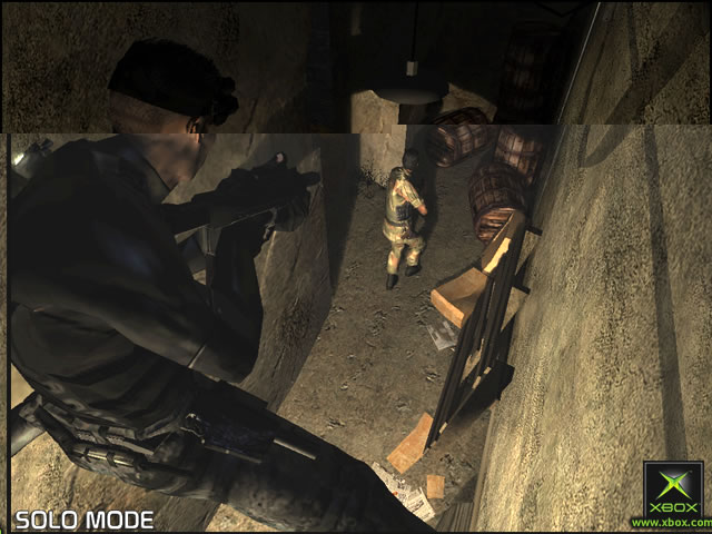 Image from Tom Clancy's Splinter Cell® Chaos Theory™