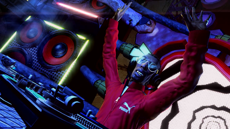 Image from DJ Hero