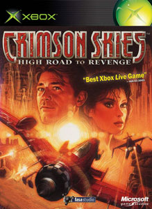 Crimson Skies®: High Road to Revenge™ -- Crimson Skies: Road to Revenge Theme