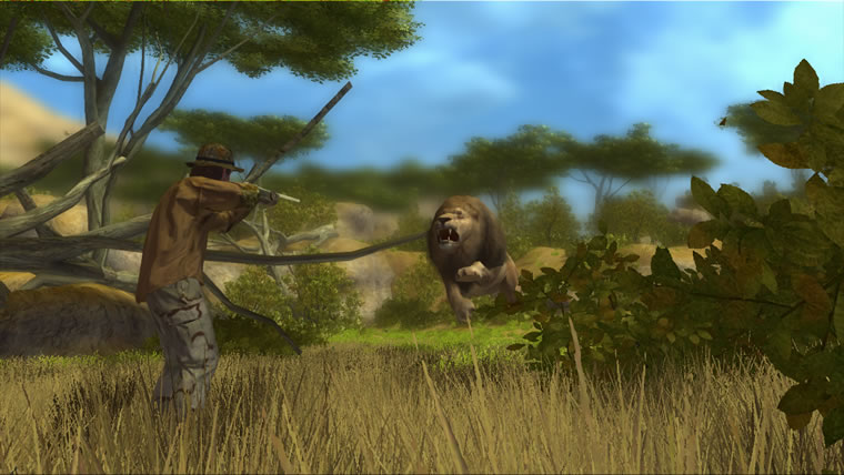 Image from Big Game Hunter