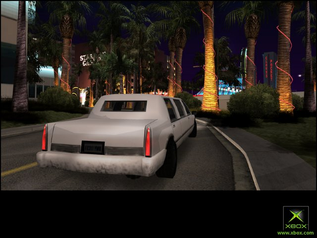Image from Grand Theft Auto: San Andreas™