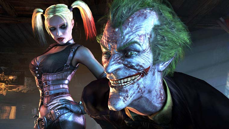 Kp, forrsa: Batman Arkham City