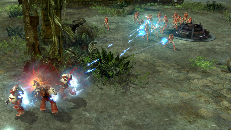 Image from Dawn of War II