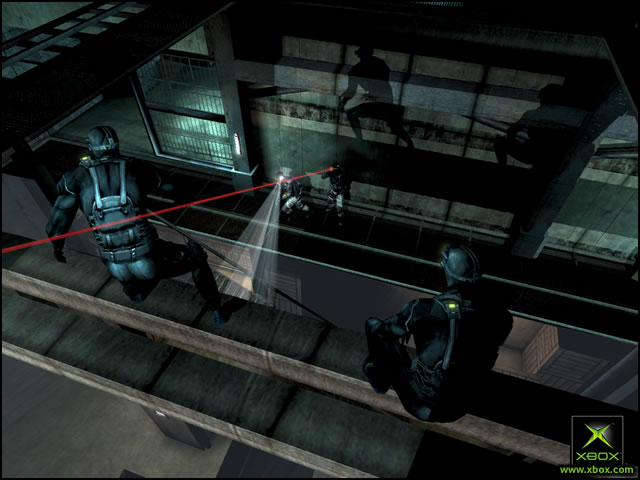 Image from Tom Clancy&#39;s Splinter Cell Chaos Theory