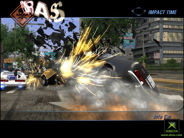 Image from Full Game - Burnout 3: Takedown