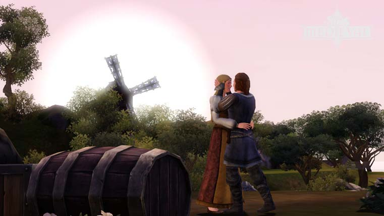 Image from The Sims Medieval