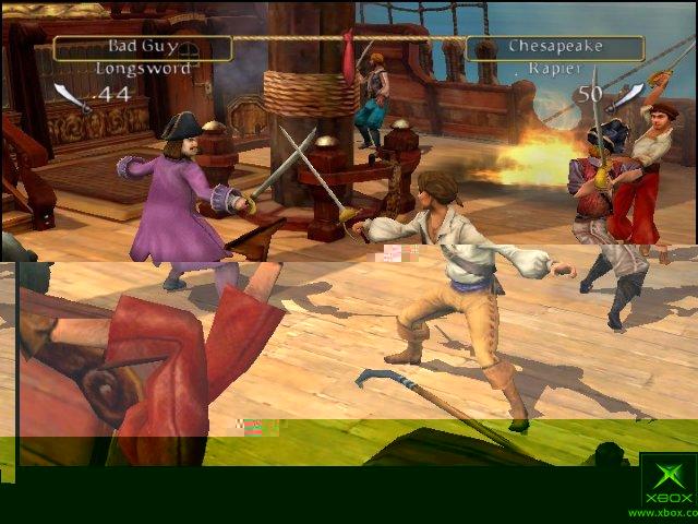Imagen de Sid Meier's Pirates!