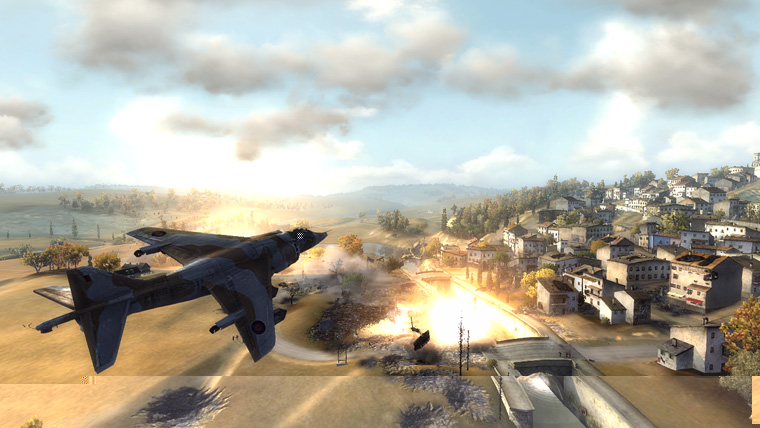 Image from World In Conflict