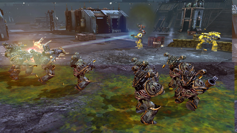 Image from DoW II: Chaos Rising
