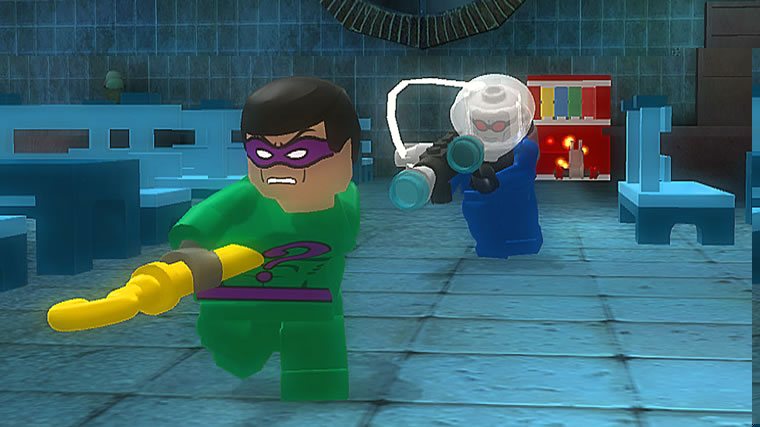 Image from LEGO Batman