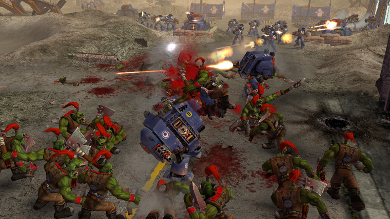 Image from Dawn of War