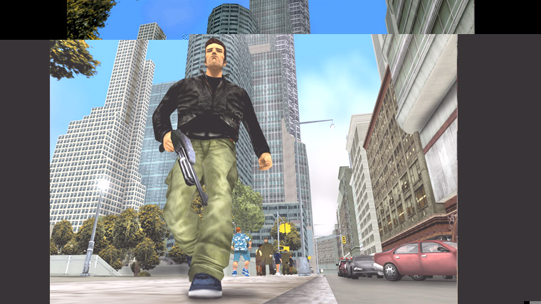 Image from Grand Theft Auto III