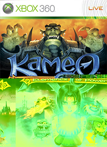 Kameo™: Elements of Power™ Deep Blue Video