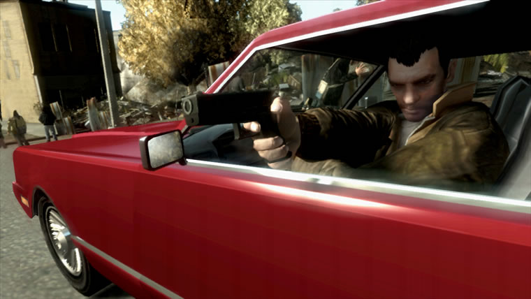 Kp, forrsa: GTA IV PC