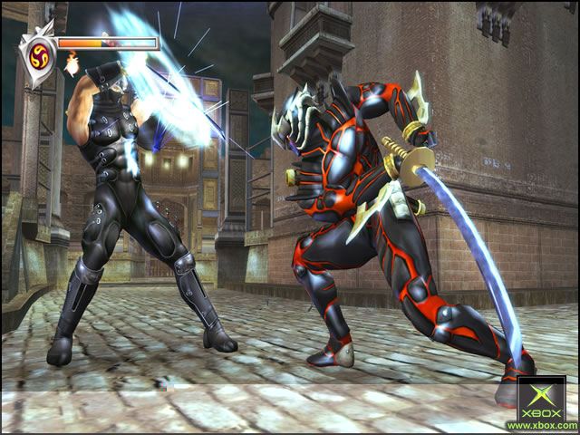 Image from Ninja Gaiden Black