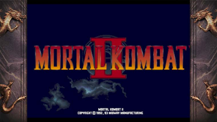 Kuva pelistä Mortal Kombat: Arcade Kollection