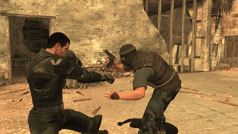 Image from Alpha Protocol