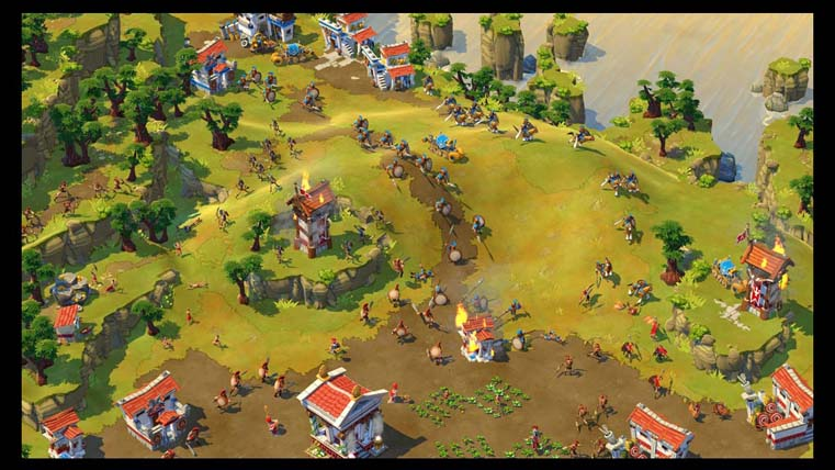 Age of Empires Online 이미지