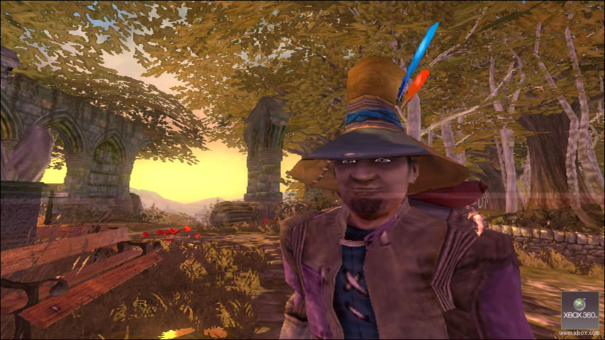 Image from Fable: TLC