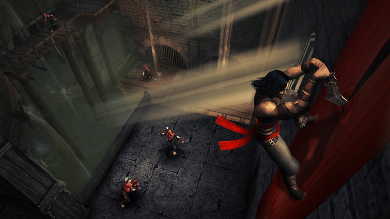 Image from Prince of Persia: WW