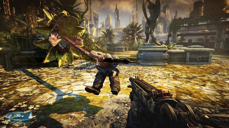 Image from Bulletstorm