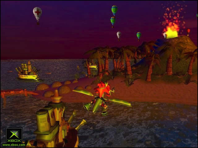 Imagen de Crash Bandicoot: Wrath of Cortex