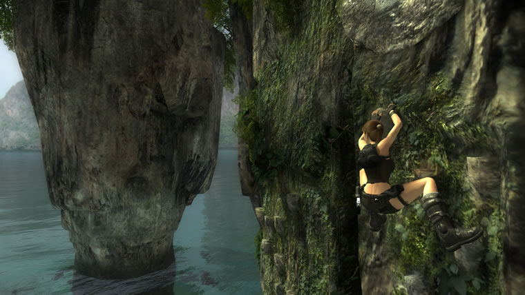 Image from Tomb Raider Underworld